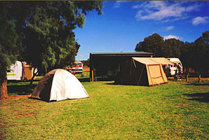 Princes Hwy Caravan Park - Foster Accommodation