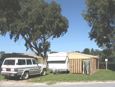 Waterloo Bay Tourist Park - Foster Accommodation