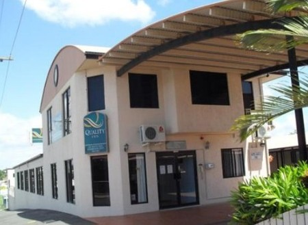 Quality Inn Harbour City - Foster Accommodation