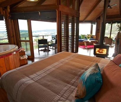 Mt Quincan Crater Retreat - Foster Accommodation