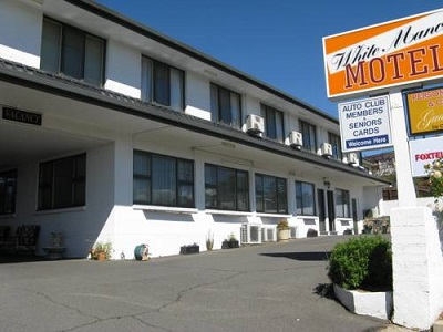 White Manor Motel - Foster Accommodation