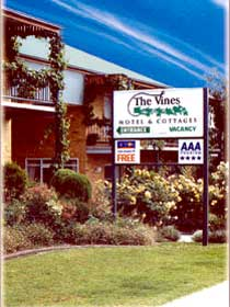 The Vines - Foster Accommodation