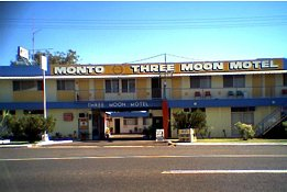 Monto Three Moon Motel - Foster Accommodation