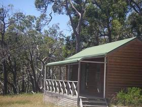 Cave Park Cabins - Foster Accommodation