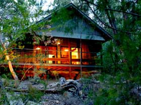 Girraween Environmental Lodge Ltd - Foster Accommodation