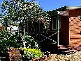 Bentley's Cabin Park Port Pirie - Foster Accommodation