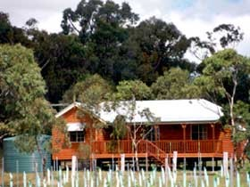 Granite Ridge Wines - Fergies Hill Cottage - Foster Accommodation