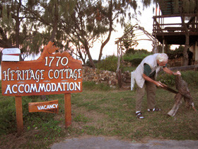 1770 Heritage Cottage - Foster Accommodation