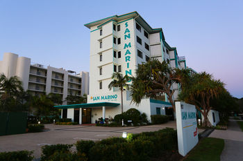 San Marino By The Sea Apartments - Foster Accommodation
