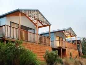 Discovery Holiday Parks Hobart Cosy Cabins - Foster Accommodation