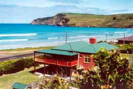Cape Bridgewater Sea View Lodge - Foster Accommodation
