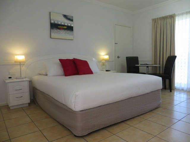 Charters Towers Heritage Lodge Motel - Foster Accommodation