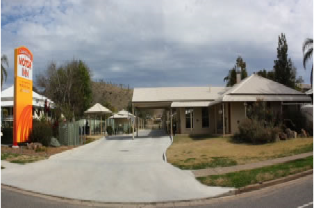 Country Roads Motor Inn - Gayndah - Foster Accommodation