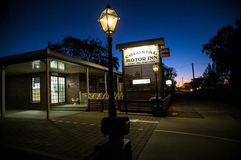 Gayndah Colonial Motor Inn - Foster Accommodation