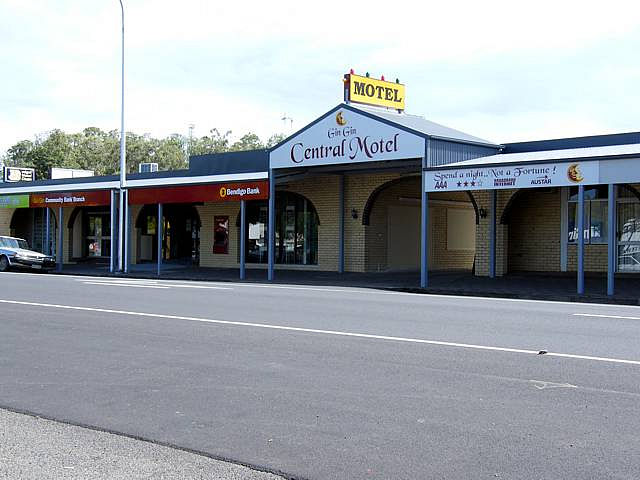 Gin Gin Central Motel - Foster Accommodation