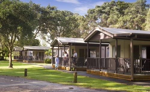 North Coast Holiday Parks Beachfront - Foster Accommodation