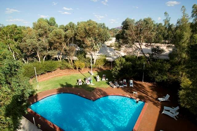 Outback Pioneer Hotel - Foster Accommodation