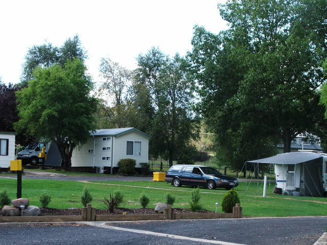 Poplar Caravan Park - Foster Accommodation