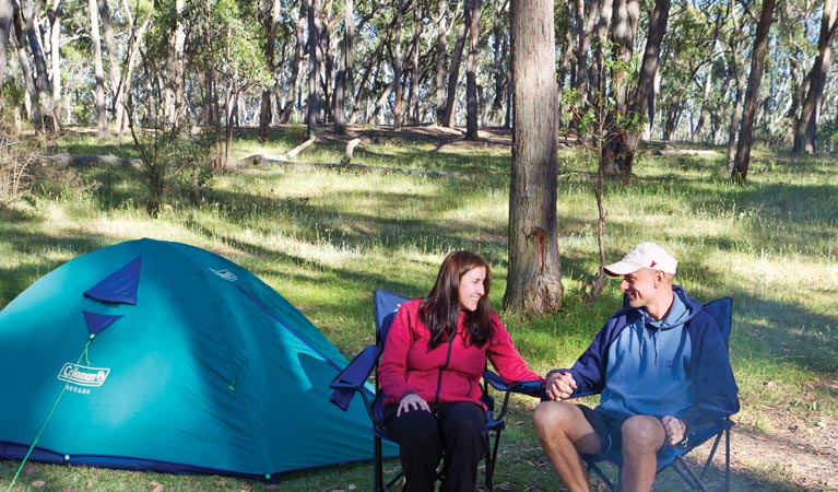 Apsley Falls campground - Foster Accommodation