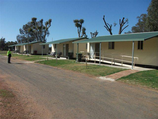 Riverview Caravan Park - Foster Accommodation