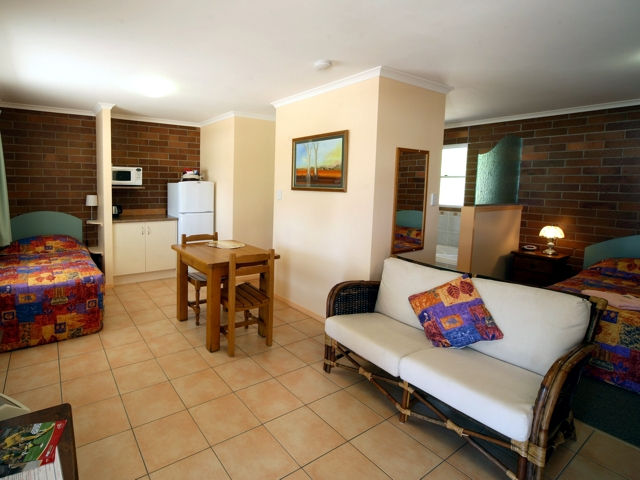 Rubyvale Motel  Holiday Units - Foster Accommodation
