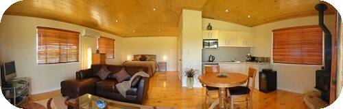 Scenic Rim View Cottages for Couples - Foster Accommodation