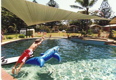 Seven Mile Beach Holiday Park - Foster Accommodation