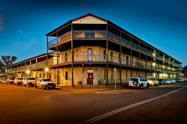 The Esplanade Hotel Port Hedland - Foster Accommodation
