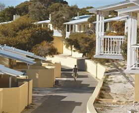 Rottnest Island Authority Holiday Units - Geordie Bay - Foster Accommodation