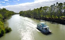 Edward River Houseboats - Foster Accommodation