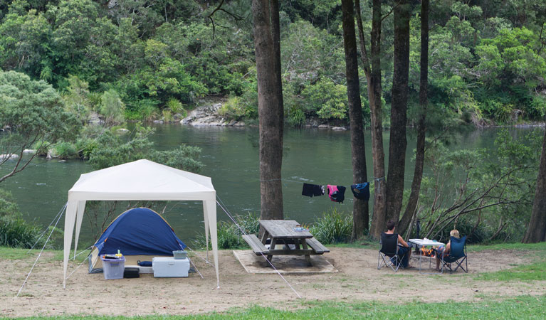 Platypus Flat campground - Foster Accommodation