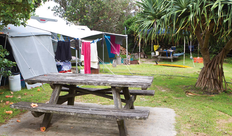 Sandon River campground - Foster Accommodation