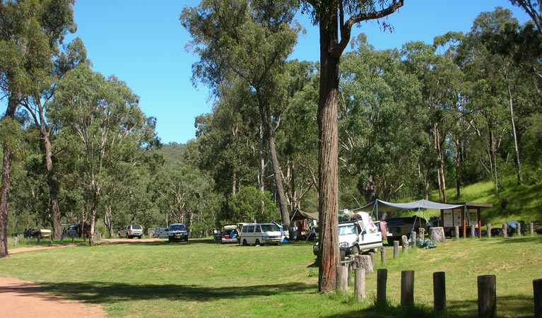Washpools campground - Foster Accommodation