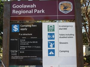 Goolawah National and Regional Parks - Foster Accommodation