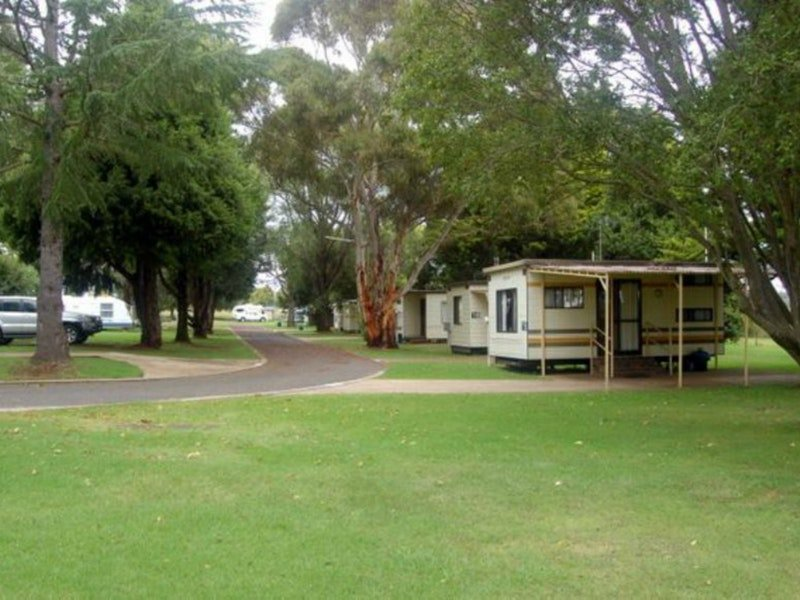 Glen Rest Tourist Park - Foster Accommodation