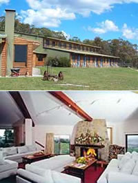High Country Mountain Resort - Foster Accommodation