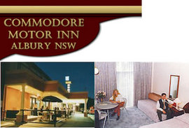 Commodore Motor Inn - Foster Accommodation