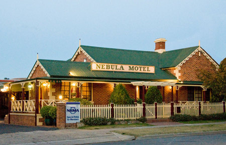 Nebula Motel - Foster Accommodation