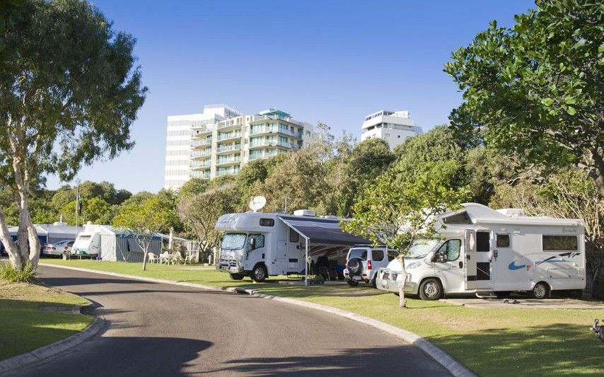 Maroochydore Beach Holiday Park