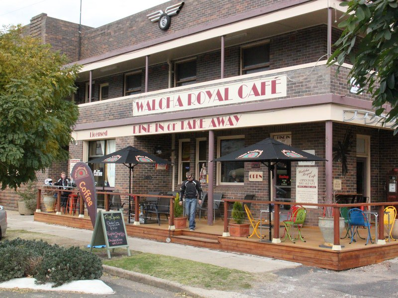 Walcha Royal Cafe and Boutique Accommodation - Foster Accommodation