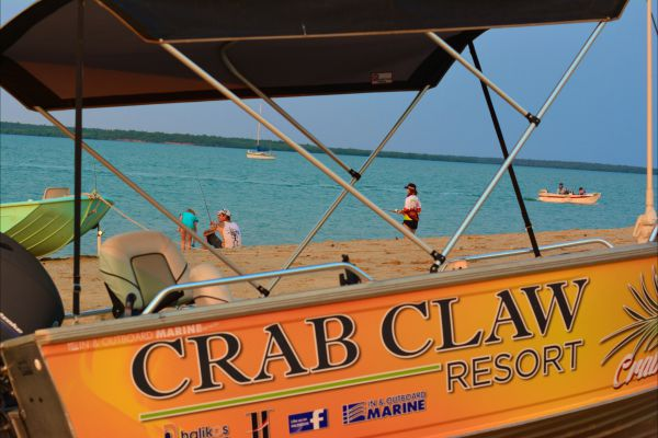 Crab Claw Island Resort - Foster Accommodation