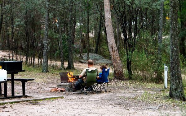 Girraween National Park Camping Ground - Foster Accommodation
