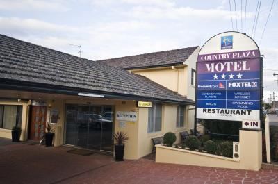 Quality Inn Country Plaza Queanbeyan - Foster Accommodation