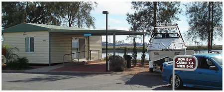 Port Pirie Beach Caravan Park - Foster Accommodation
