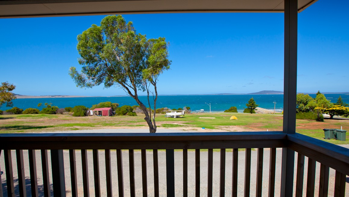 Port Lincoln Tourist Park - Foster Accommodation