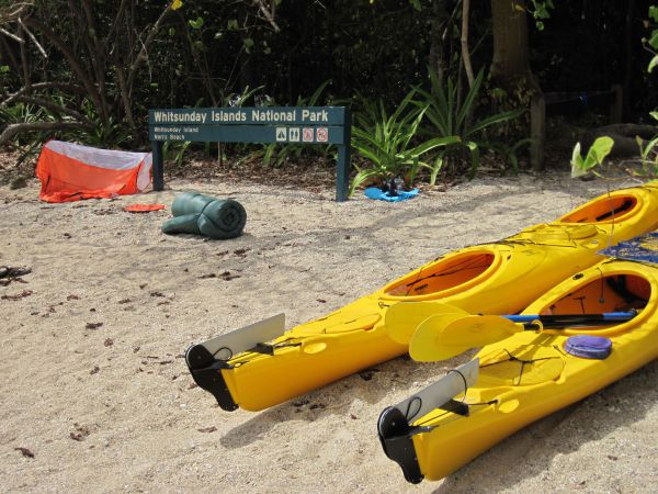 Molle Island National Park Whitsundays National Park Camping Ground - Foster Accommodation