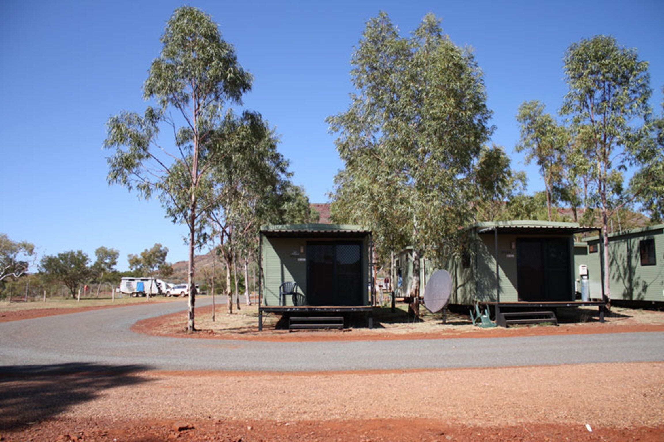 Tom Price Tourist Park - Foster Accommodation