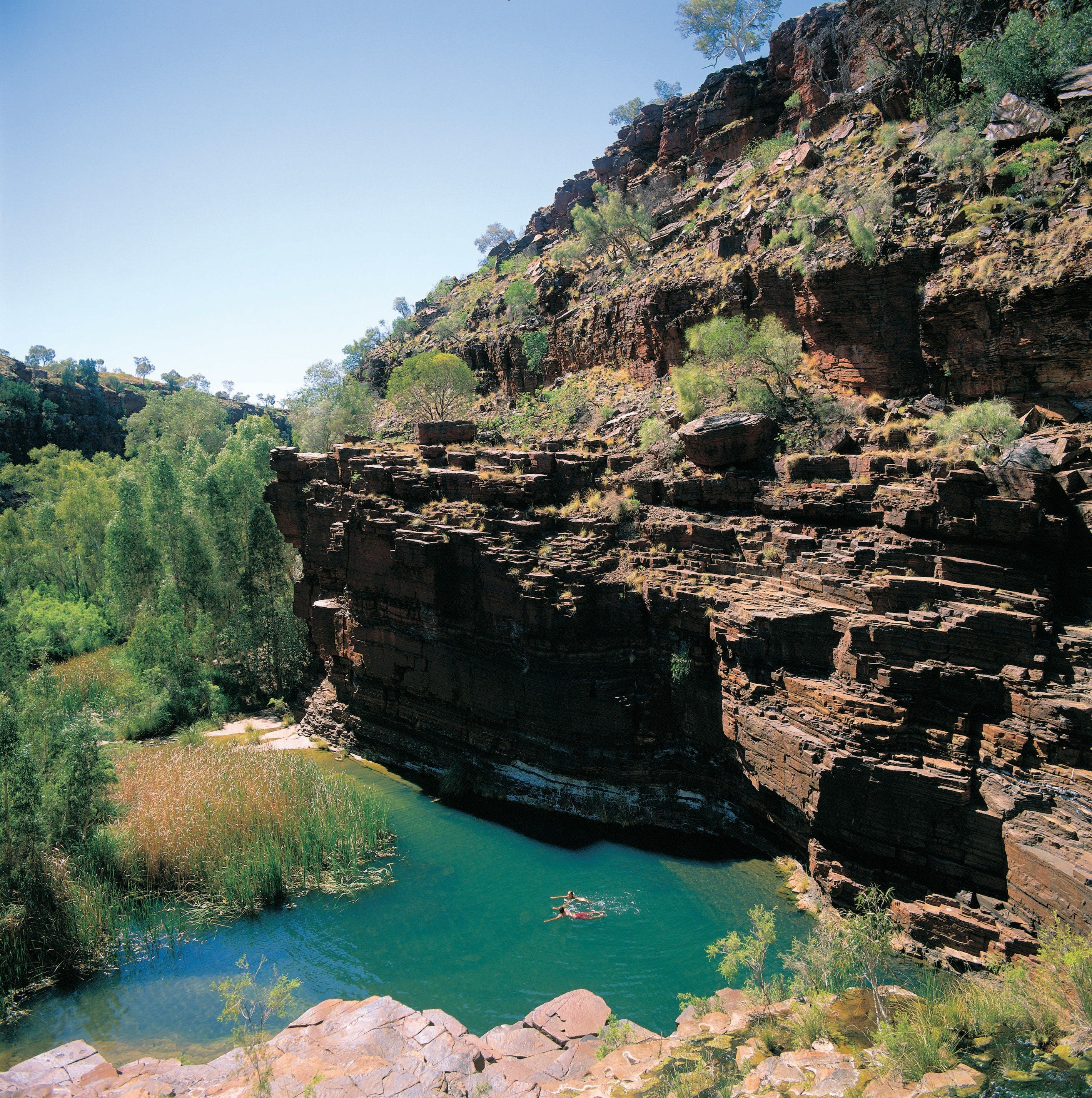 Dales Gorge Camp at Karijini National Park - Foster Accommodation