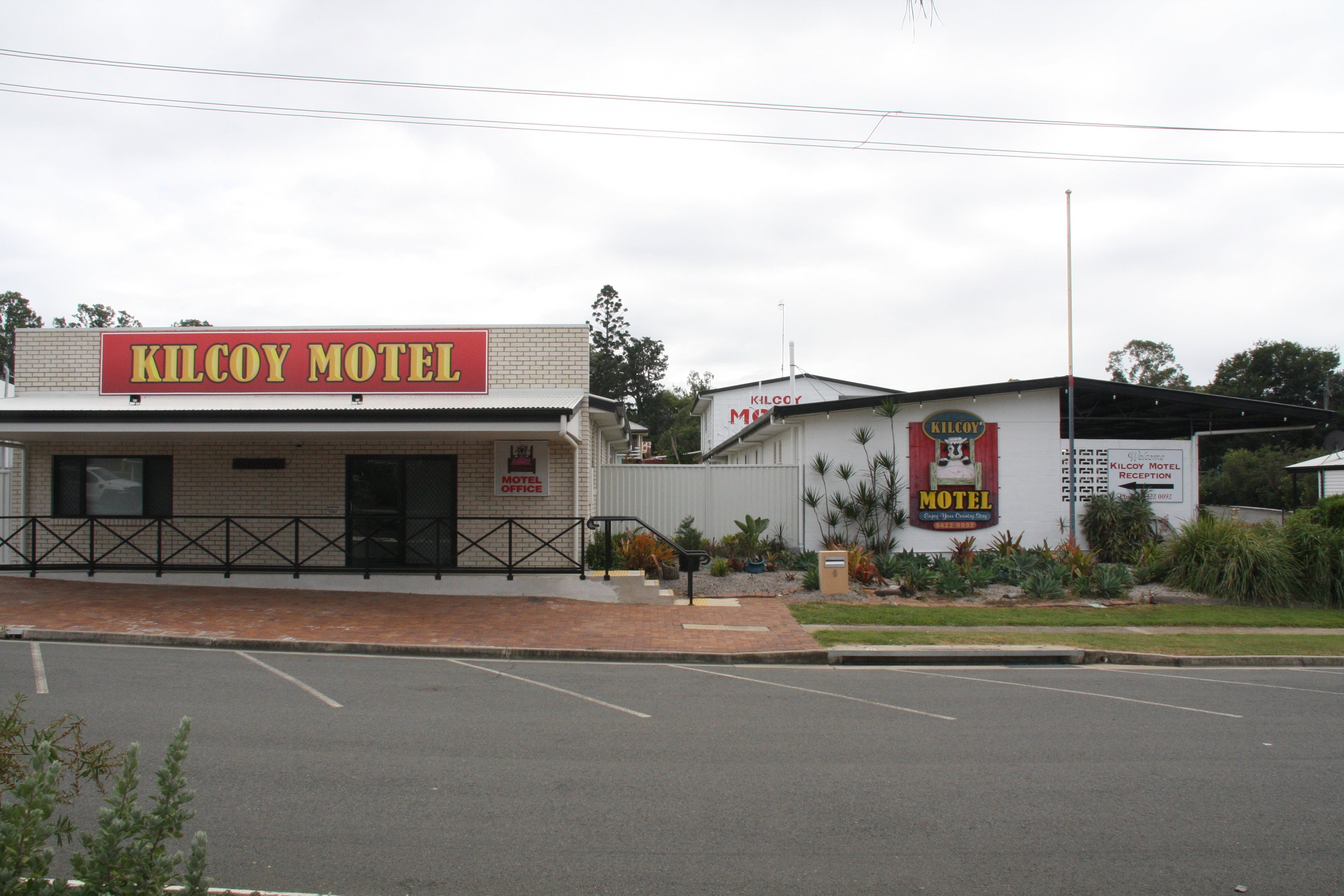 Kilcoy Motel - Foster Accommodation