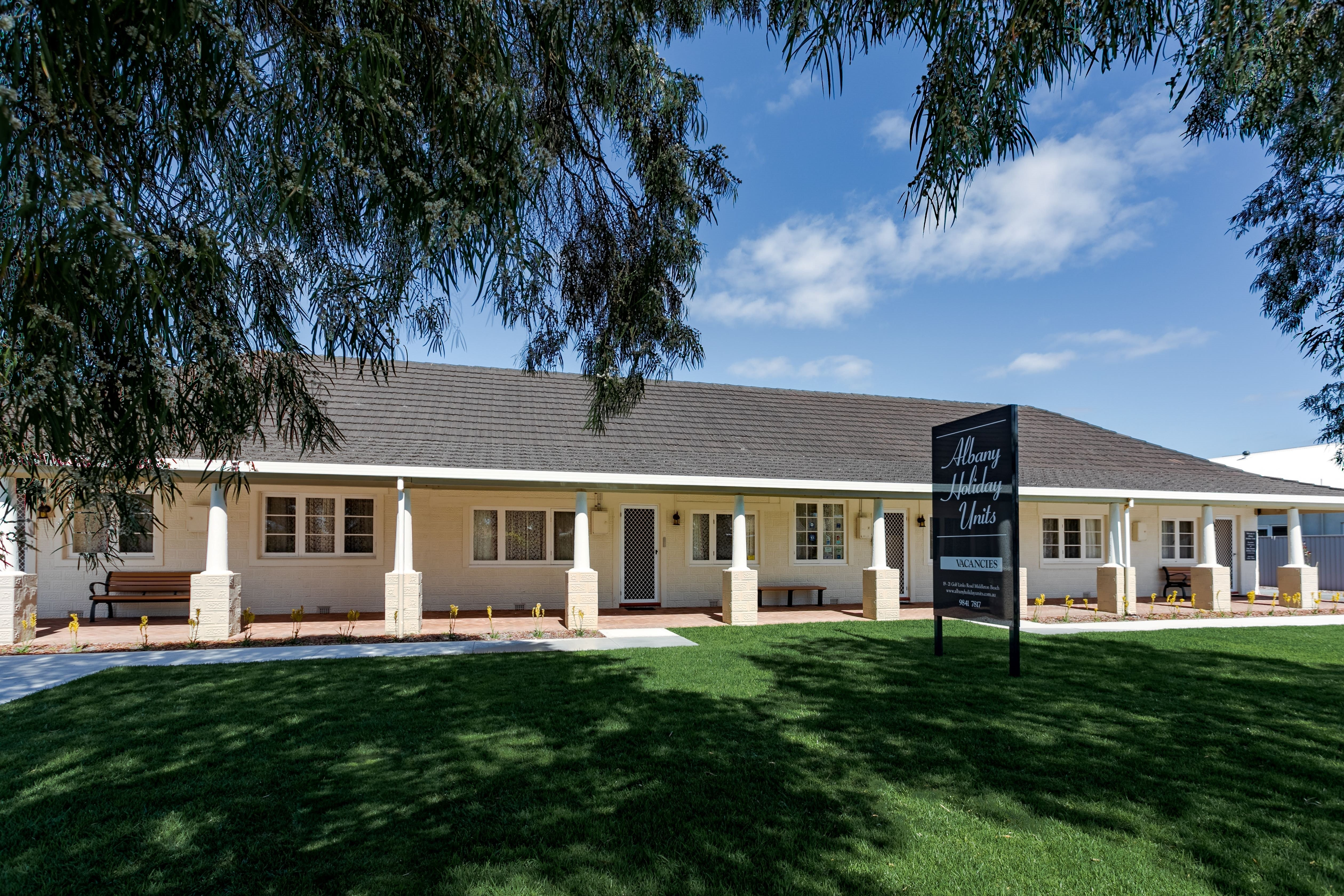 Albany Holiday Units - Foster Accommodation